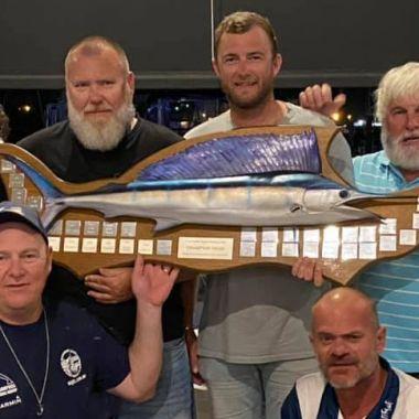Townsville Billfish Challenge Winners