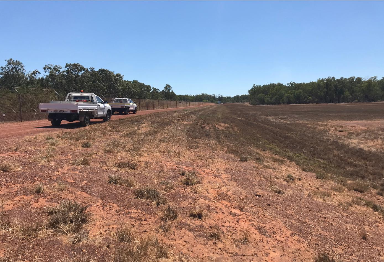 land surveying and testing