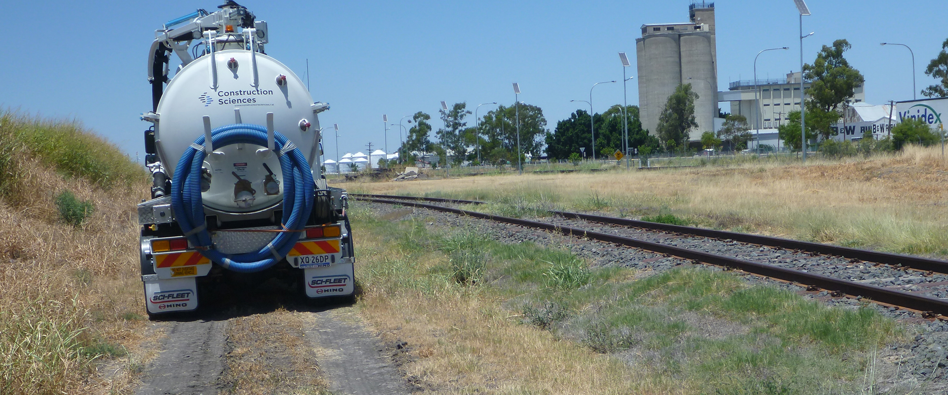 a construction sciences inland rail project