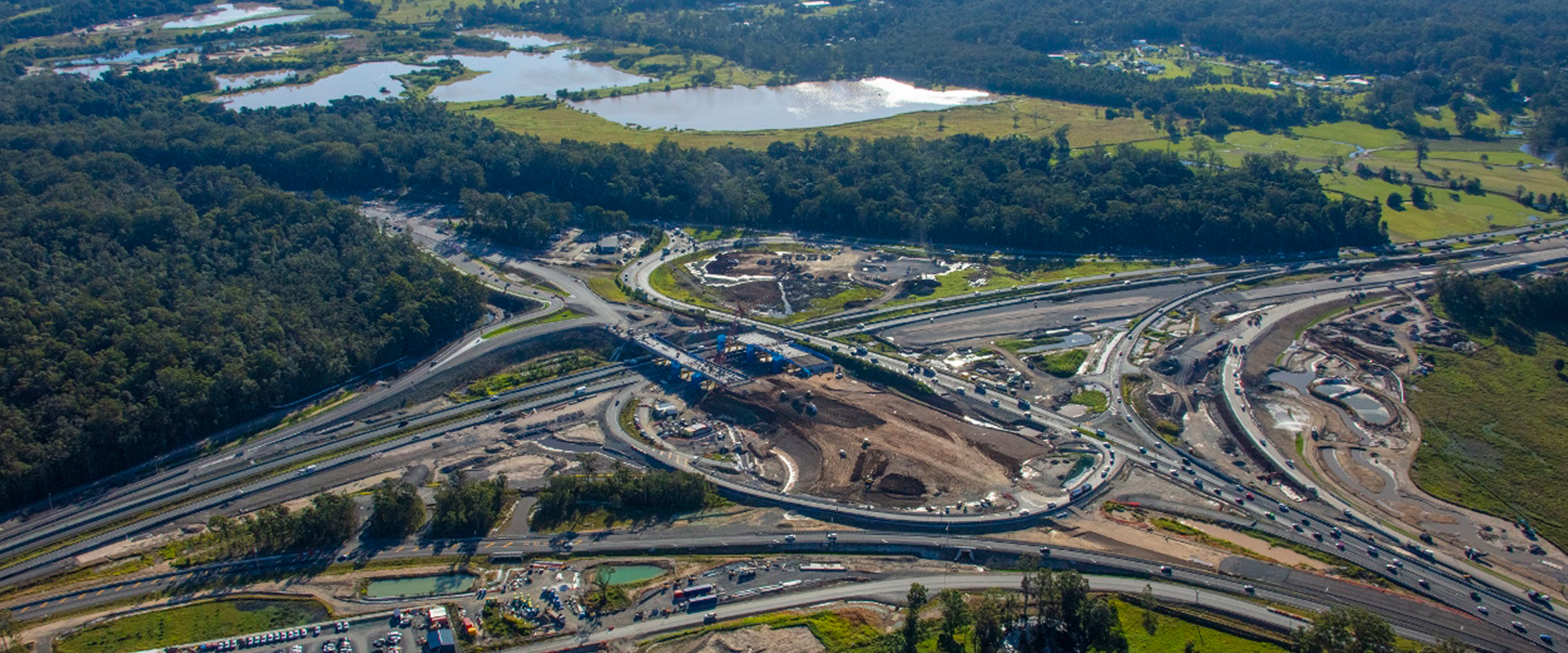 a construction sciences project sunshine coast interchange